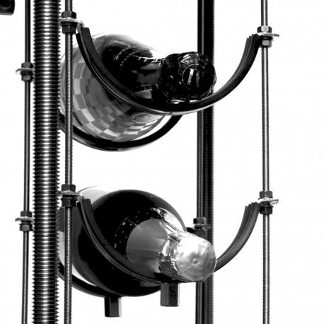 CAVA's bottle holder synthesis
