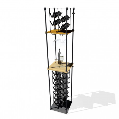 Totem CAVA | Wine Rack Bar