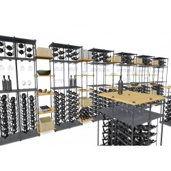 Wine Brick CAVA Cellar | Wine Rack