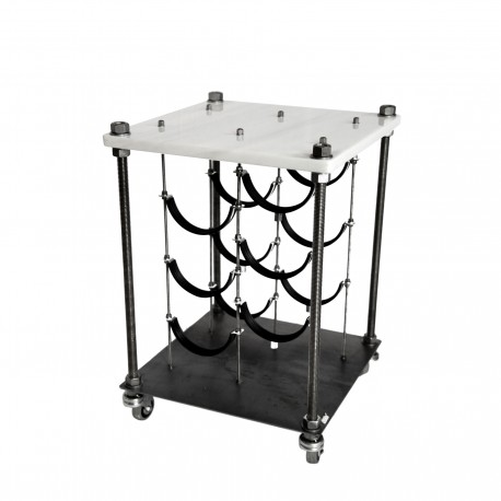 Dionysian Mysteries CAVA | Wine Rack Side Table