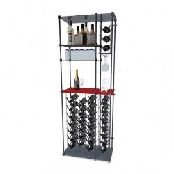 Red Gala CAVA | Wine Rack Bar