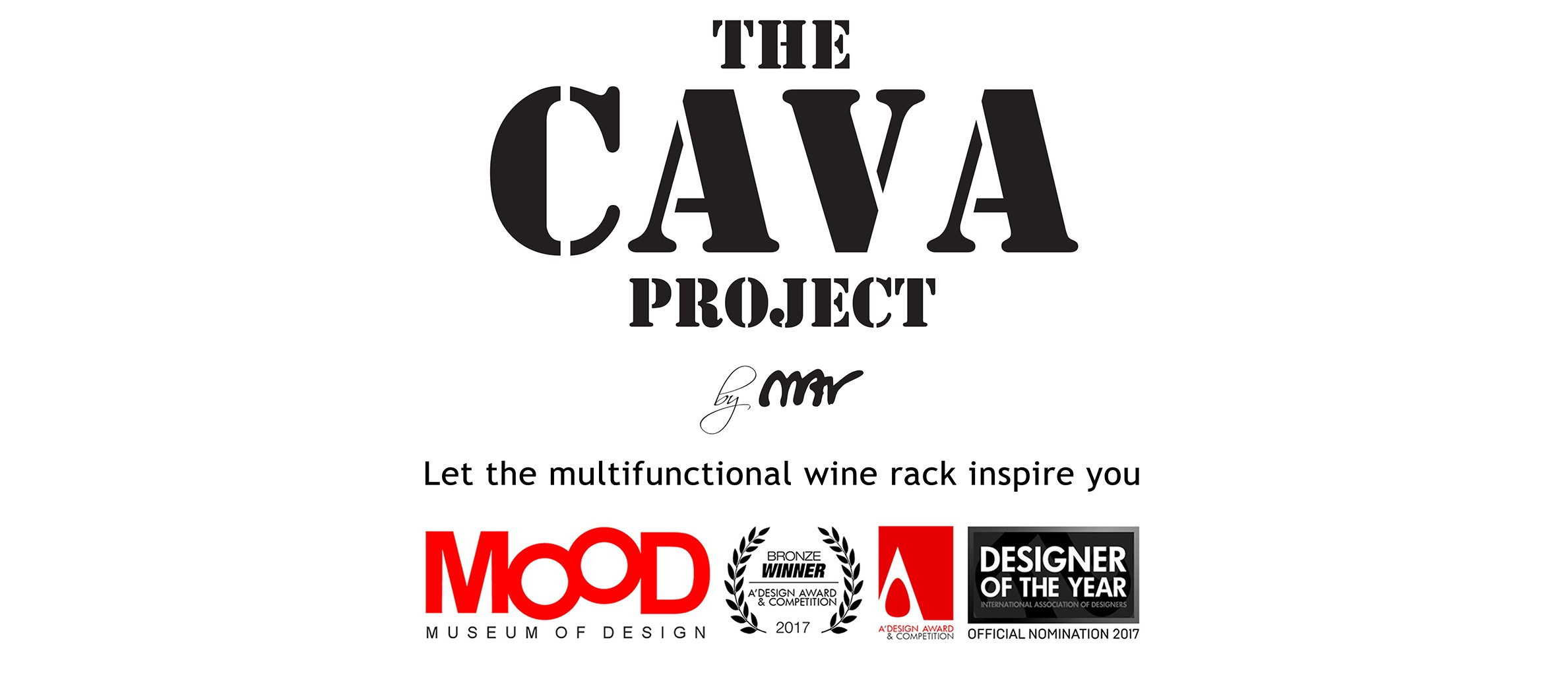 The CAVA Project | Multifunctional Wine Racks